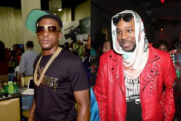 Boosie Badazz & Cam'ron Drag Hugh Hefner Into R. Kelly Debate