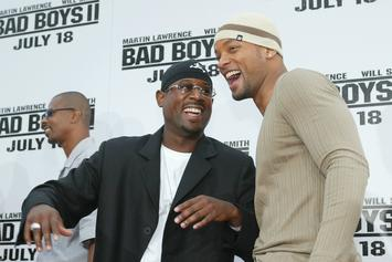 """Will Smith Posts Photo From """"Day 1"""" Of """"Bad Boys For Lif3"""""""