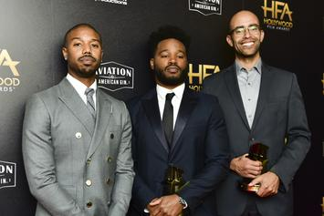 """""""Black Panther"""" Not Winning Any Golden Globes Leaves Fans Very Upset"""