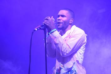 "Frank Ocean's ""Blonde"" Re-Enters The Billboard Top 200"