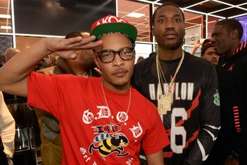 Meek Mill & T.I. Celebrate After Cyntoia Brown Gets Granted Clemency