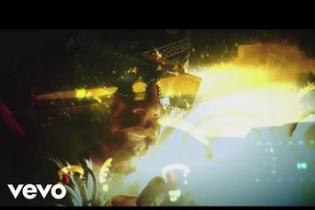 """Kid Ink Unleashes The """"Tomahawk"""" In His Latest Video"""