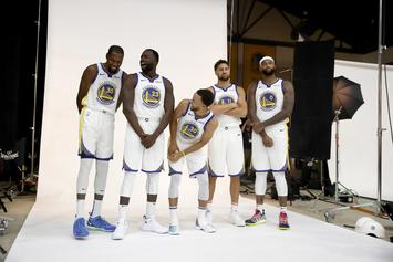 DeMarcus Cousins May Join Warriors Lineup Next Friday