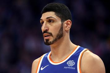 Knicks, Kings Discussing Enes Kanter Trade: Report