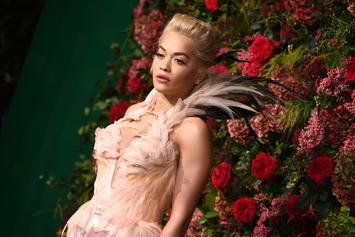 "Rita Ora Wears Nothing But Jewellery In New Stripped Down Photos: ""Not To Be Televised"""
