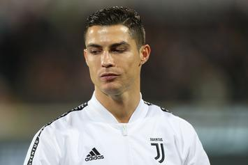 "Cristiano Ronaldo Labelled ""Psychopath & ""Emotionally Abusive"" By Ex-Girlfriend"