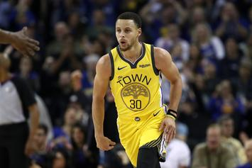 Steph Curry Was Upset By What Analysts Thought Of Him Out Of College