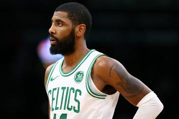 Kyrie Irving Says Celtics Were Sparked By A Team Meeting