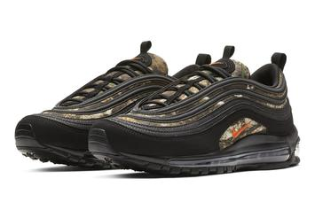 "Nike Air Max 97 Gets ""Realtree"" Camo makeover"