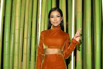 """Jhené Aiko Teases New Project, Says She's """"Skinny But Still Insecure"""""""