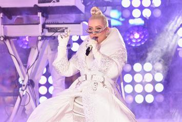 Christina Aguilera Salutes Lady Gaga For Speaking Out About Working With R. Kelly