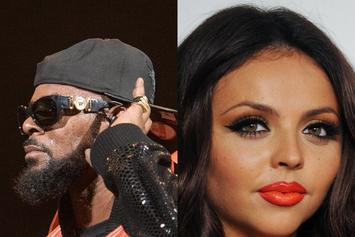 "Little Mix's Jesy Nelson Sings R. Kelly's ""Ignition"" In Spite Of Allegations"