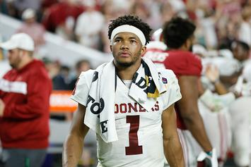 """Kyler Murray Wants """"Big Time Money"""" From A's Or He'll Enter NFL Draft"""