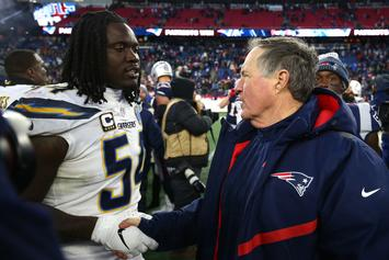 "Melvin Ingram Upset After Loss To Patriots, ""We Haven't Accomplished Sh*t"""