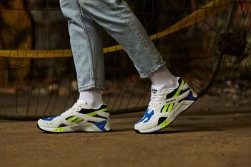 Reebok Aztrek Returning In New 90s-Inspired Colorways  Details d569d554a