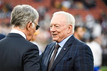 Jerry Jones Says Cowboys Lost To Rams Because Of Cleats