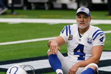 Indianapolis Colts Looking To Re-Sign 46-Year-Old Kicker Adam Vinatieri: Report