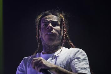 6ix9ine's Label Wanted Him To Move Close To Drake & Kanye West