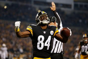 Antonio Brown Claps Back At Bruce Arians On Twitter