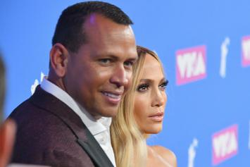 """Alex Rodriguez Pranks Woman At Gym Who Says He Looks Like The """"Guy J. Lo Is Dating"""""""