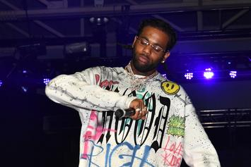 Hoodrich Pablo Juan Reportedly Robbed & Left Naked In The Street