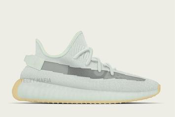 "Adidas Yeezy Boost 350 V2 ""Hyperspace"" Coming Soon: First Look"
