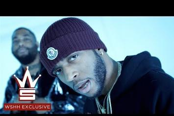 """6LACK Joins Key! In """"Love On Ice"""" Visuals"""