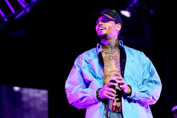 Chris Brown Spotted With Rumoured Boo Ammika In Paris
