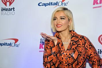 """Bebe Rexha Can't Get Designers To Dress Her For The Grammys: """"I'm Too Big"""""""