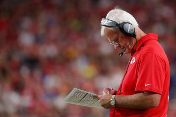Chiefs Fire Defensive Coordinator After Crushing Loss To Patriots