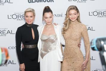 """Yolanda Hadid Says None Of Her Children Have Ever Used """"Fillers Or Botox"""""""