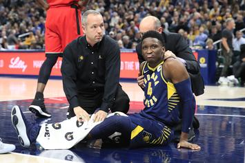 Indiana Pacers Fear Victor Oladipo Could Be Lost For The Season