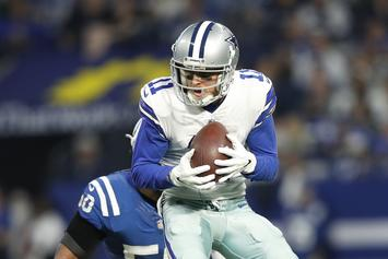 Cole Beasley Of The Cowboys Says Front Office Decides Who Gets The Ball