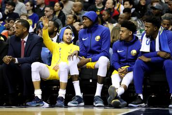 Golden State Warriors Met With Former President Barack Obama Before Wizards Game
