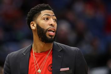 "Anthony Davis Rumors: New York Knicks ""To Be Aggressive"" In Trade Talks"