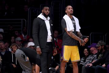 LeBron James Could Potentially Return To The Lakers Thursday: Report