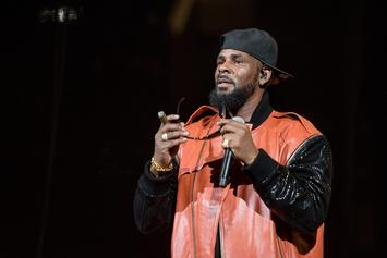 R. Kelly Completes New Album, Wants To Release It Imminently: Report
