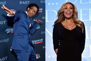 Wendy Williams Passes Nick Cannon The Torch, Appoints Him Interim Host