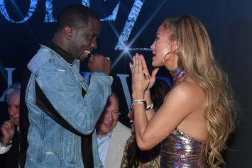 Diddy Shows Love To Jennifer Lopez, A-Rod Makes It Clear He's The One