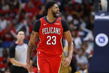 Anthony Davis Removed From New Orleans Pelicans Roster Hype Video