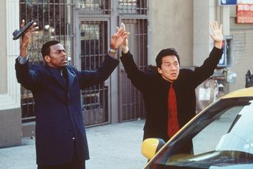 "Chris Tucker Says ""Rush Hour 4"" Script Is ""Coming Together"""