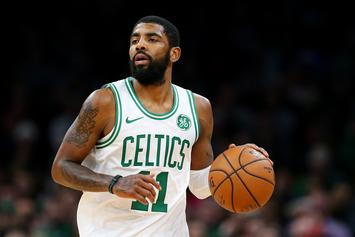 """Kyrie Irving Comments On His Future: """"I Don't Owe Anyone S***"""""""