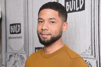 Jussie Smollett Breaks Silence Following 'Hate Crime' Attack