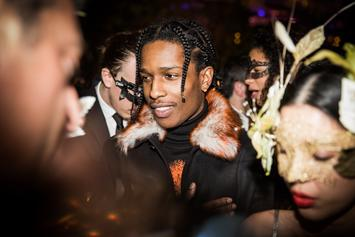 "A$AP Rocky Announces ""Injured Generation"" Movie: Watch The Trailer"