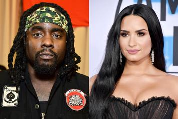 "Demi Lovato & Wale Get Into It Over 21 Savage Controversy: Curved & ""Salty"""