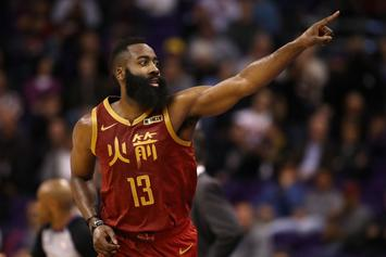 James Harden Agrees With Kobe Bryant's Criticism Of His Play Style