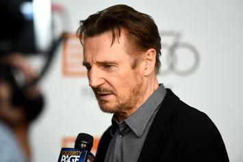 """Liam Neeson Clarifies Controversial Comment: """"I'm Not A Racist"""""""