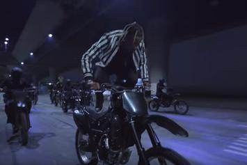 "Travis Scott Releases Gorgeous Visuals For ""Can't Say"""