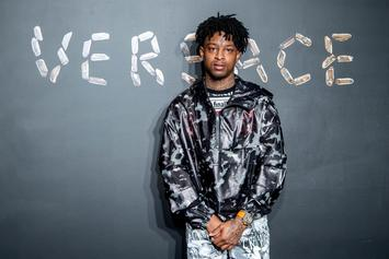 21 Savage Confirms He Was Born In The U.K.