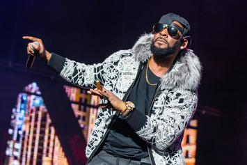 R. Kelly Dropped From North Carolina Radio Rotation